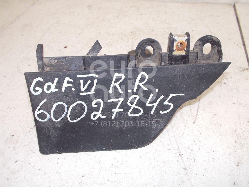 Брызговик задний правый для VW Golf VI 2009-2012;Golf V Plus 2005-2014;Golf V 2003-2009;Jetta 2006-2011 - Фото №1