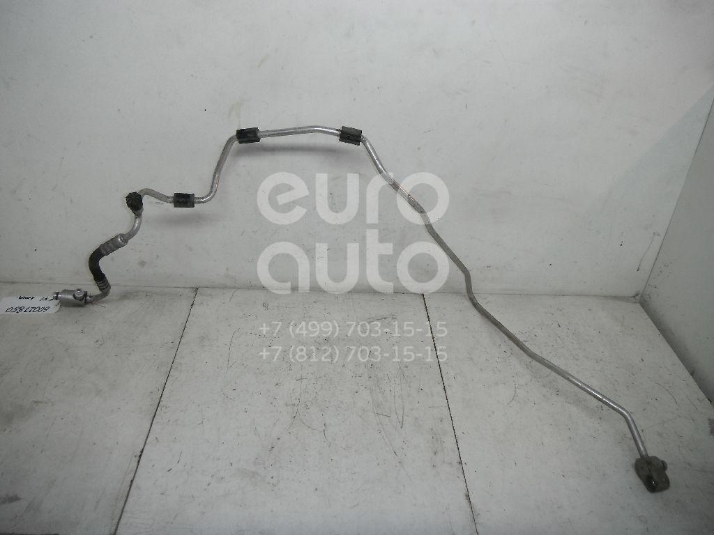 Трубка кондиционера для VW,Audi,Skoda,Seat Golf VI 2009-2012;A3 [8PA] Sportback 2004-2013;Golf V Plus 2005-2014;Golf V 2003-2009;Jetta 2006-2011;Octavia (A5 1Z-) 2004-2013;Leon (1P1) 2005-2013;Altea 2004-2015;Toledo III 2004-2009;EOS 2006> - Фото №1