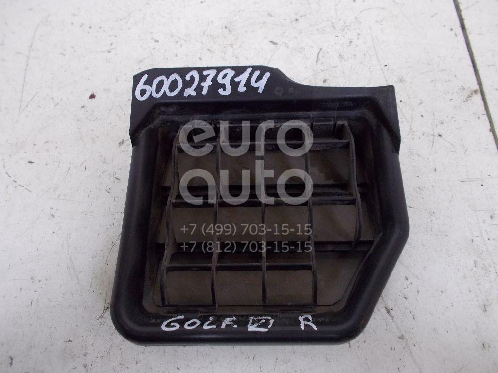 Решетка вентиляционная для VW Golf VI 2009-2012;Golf V 2003-2009;Scirocco 2008> - Фото №1
