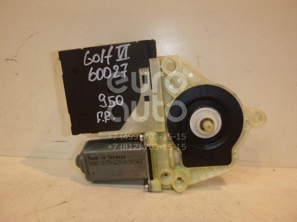 Моторчик стеклоподъемника для VW Golf VI 2009-2012 - Фото №1