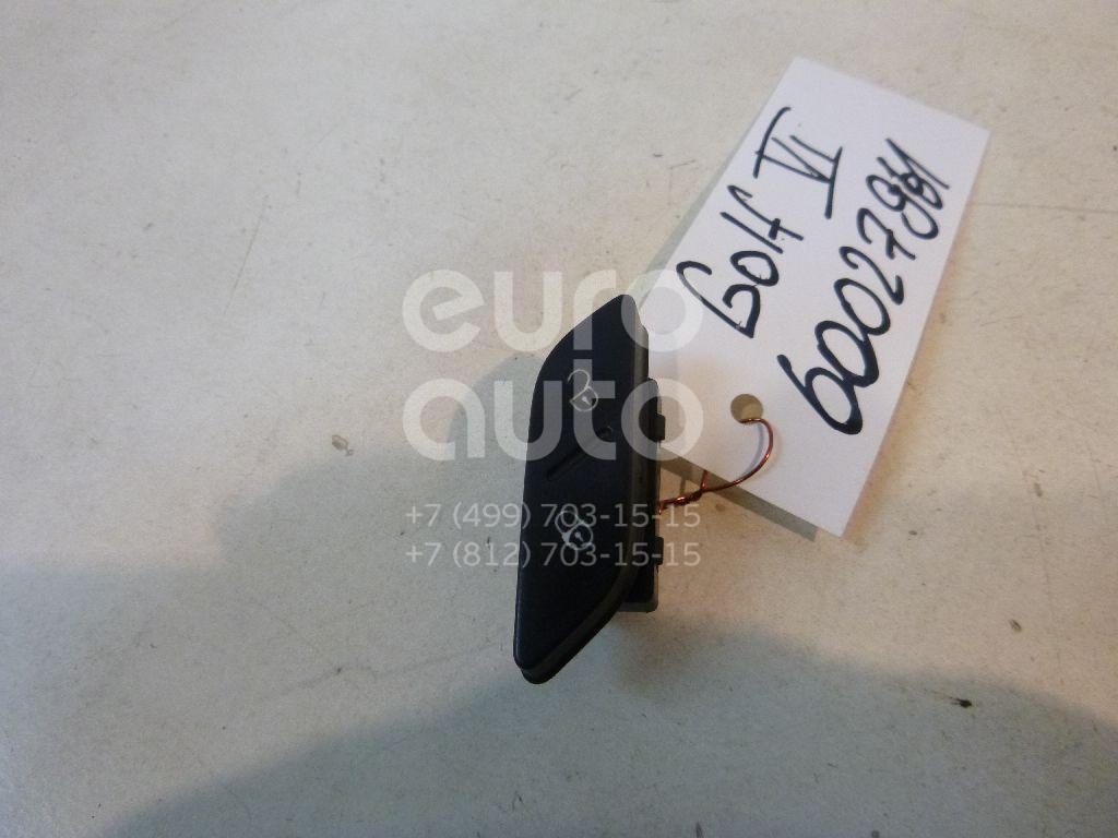 Кнопка центрального замка для VW Golf VI 2009-2012 - Фото №1