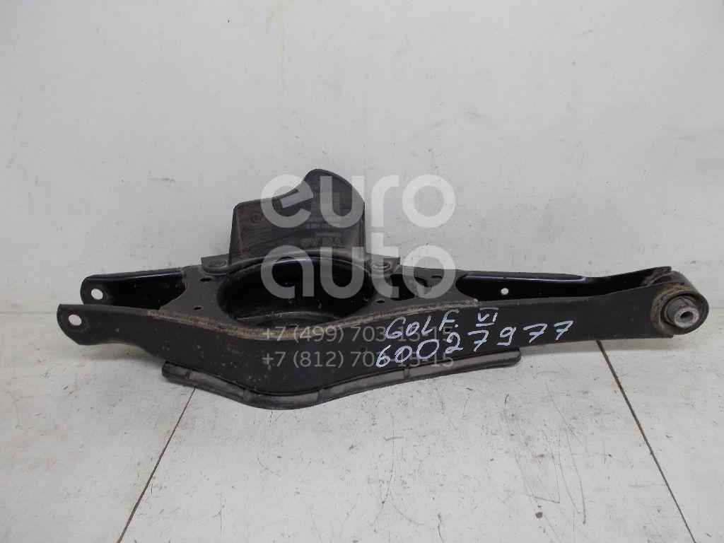 Рычаг задний нижний для VW,Audi,Seat,Skoda Golf VI 2009-2012;TT(8N) 1998-2006;Leon (1M1) 1999-2006;Toledo II 1999-2006;Superb 2002-2008;Golf V Plus 2005-2014;Passat [B6] 2005-2010;Golf V 2003-2009;A3 [8P1] 2003-2013;Jetta 2006-2011 - Фото №1