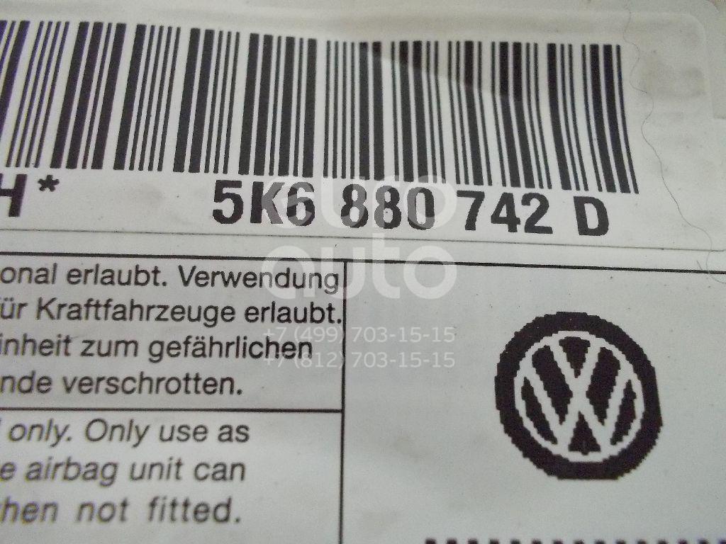 Подушка безопасности боковая (шторка) для VW Golf VI 2009-2013 - Фото №1