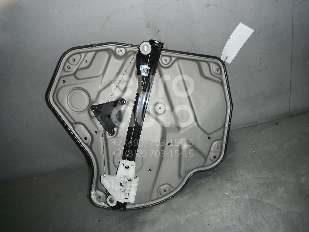 Стеклоподъемник электр. задний левый для Skoda Octavia (A5 1Z-) 2004-2013 - Фото №1