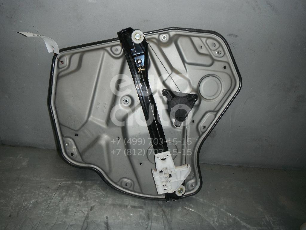 Стеклоподъемник электр. задний правый для Skoda Octavia (A5 1Z-) 2004-2013 - Фото №1