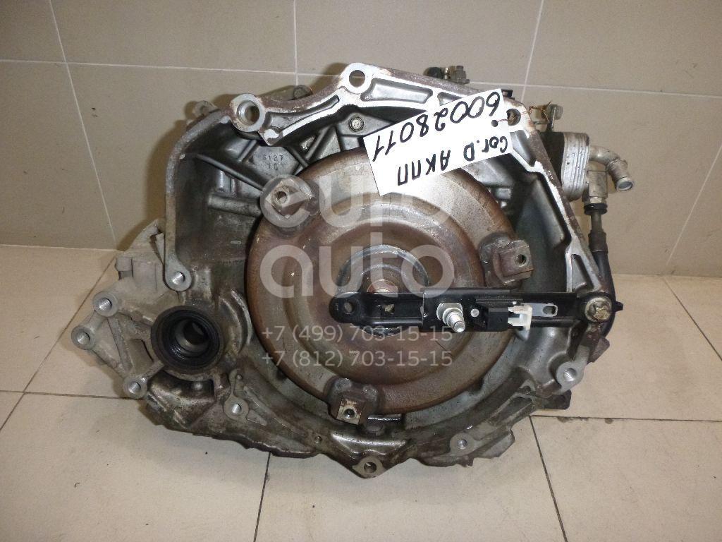 АКПП (автоматическая коробка переключения передач) для Opel Corsa D 2006-2015 - Фото №1