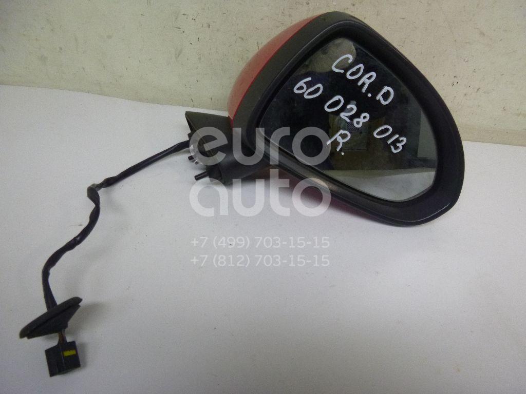 Зеркало правое электрическое для Opel Corsa D 2006> - Фото №1