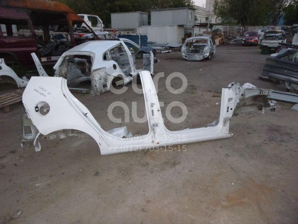 Кузовной элемент для VW Golf VI 2009-2012 - Фото №1