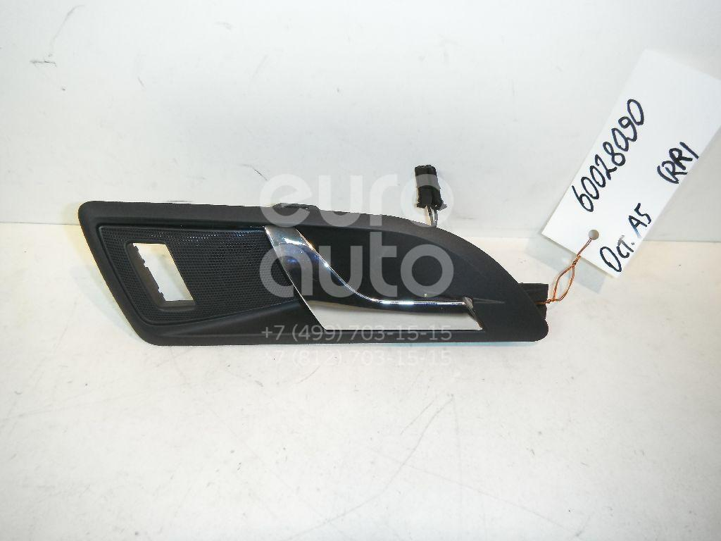 Ручка двери задней внутренняя правая для Skoda Octavia (A5 1Z-) 2004-2013 - Фото №1