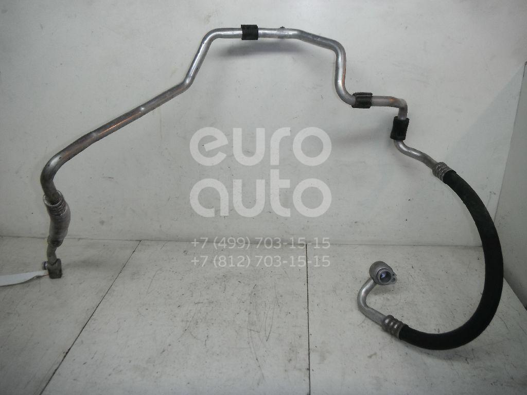 Трубка кондиционера для Skoda,Audi,VW Octavia (A5 1Z-) 2004-2013;A3 [8PA] Sportback 2004-2013;Golf V 2003-2009;Jetta 2006-2011 - Фото №1