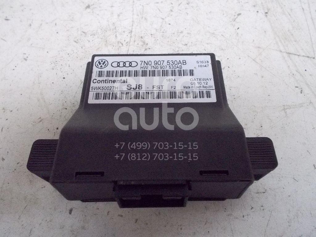 Блок электронный для Skoda Octavia (A5 1Z-) 2004-2013 - Фото №1