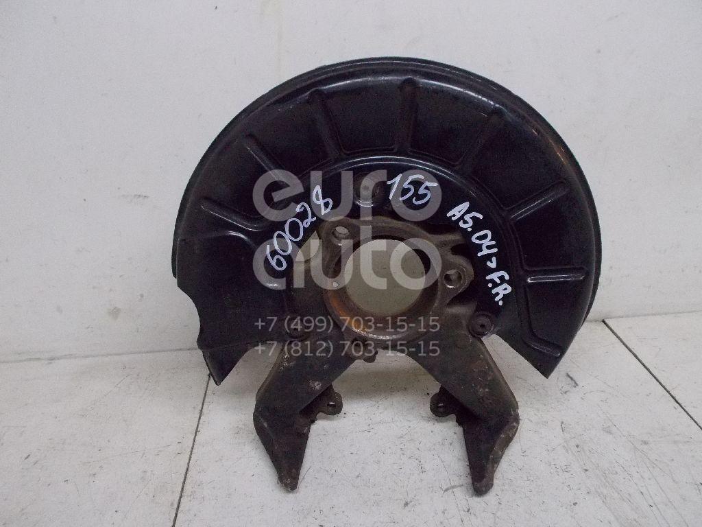 Кулак поворотный передний правый для Skoda Octavia (A5 1Z-) 2004-2013;A3 [8PA] 2004-2013;Caddy III 2004>;Golf V Plus 2005-2014;Golf V 2003-2009;A3 [8P1] 2003-2013;Leon (1P1) 2005-2013;Altea 2004>;Toledo III 2004-2009;Golf VI 2009-2012 - Фото №1