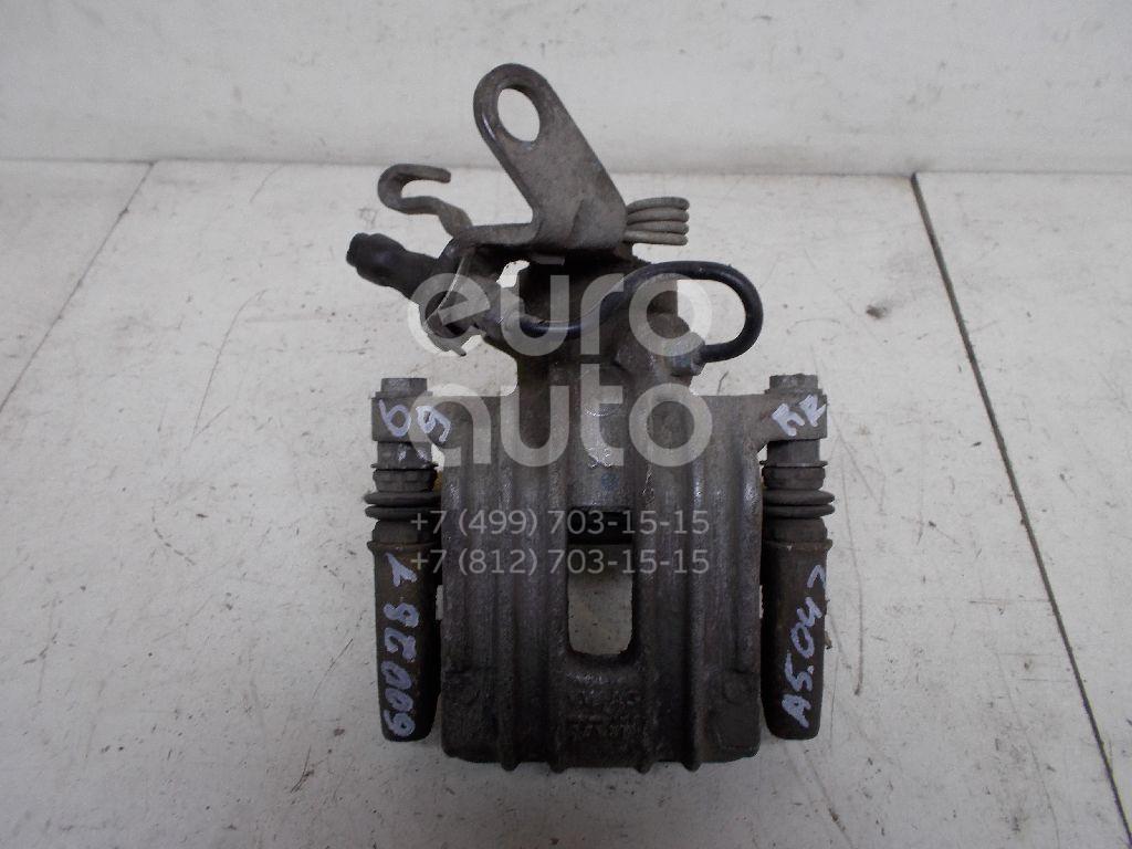 Суппорт задний правый для Skoda,Audi,VW,Seat Octavia (A5 1Z-) 2004-2013;A3 [8PA] Sportback 2004-2013;Golf V Plus 2005-2014;Golf V 2003-2009;Leon (1P1) 2005-2013;Altea 2004-2015;Toledo III 2004-2009;EOS 2006>;Golf VI 2009-2012;Scirocco 2008>;Yeti 2009> - Фото №1