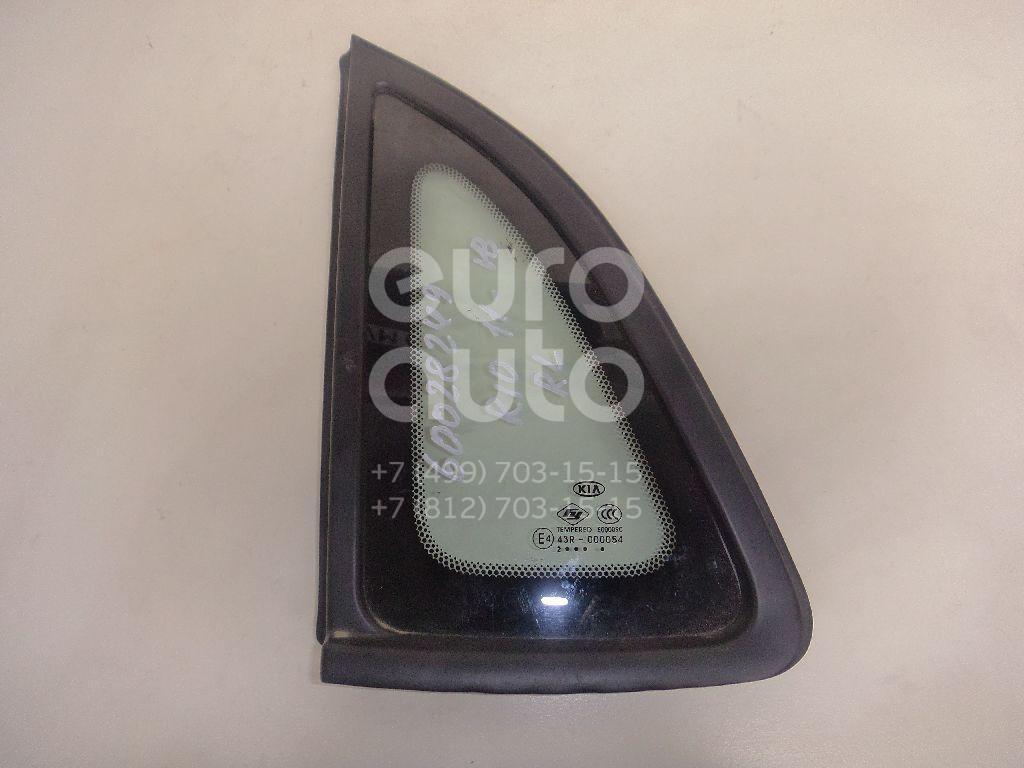 Стекло кузовное глухое левое для Kia RIO 2011> - Фото №1