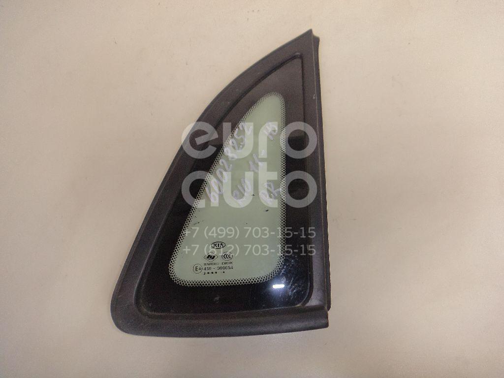 Стекло кузовное глухое правое для Kia RIO 2011> - Фото №1