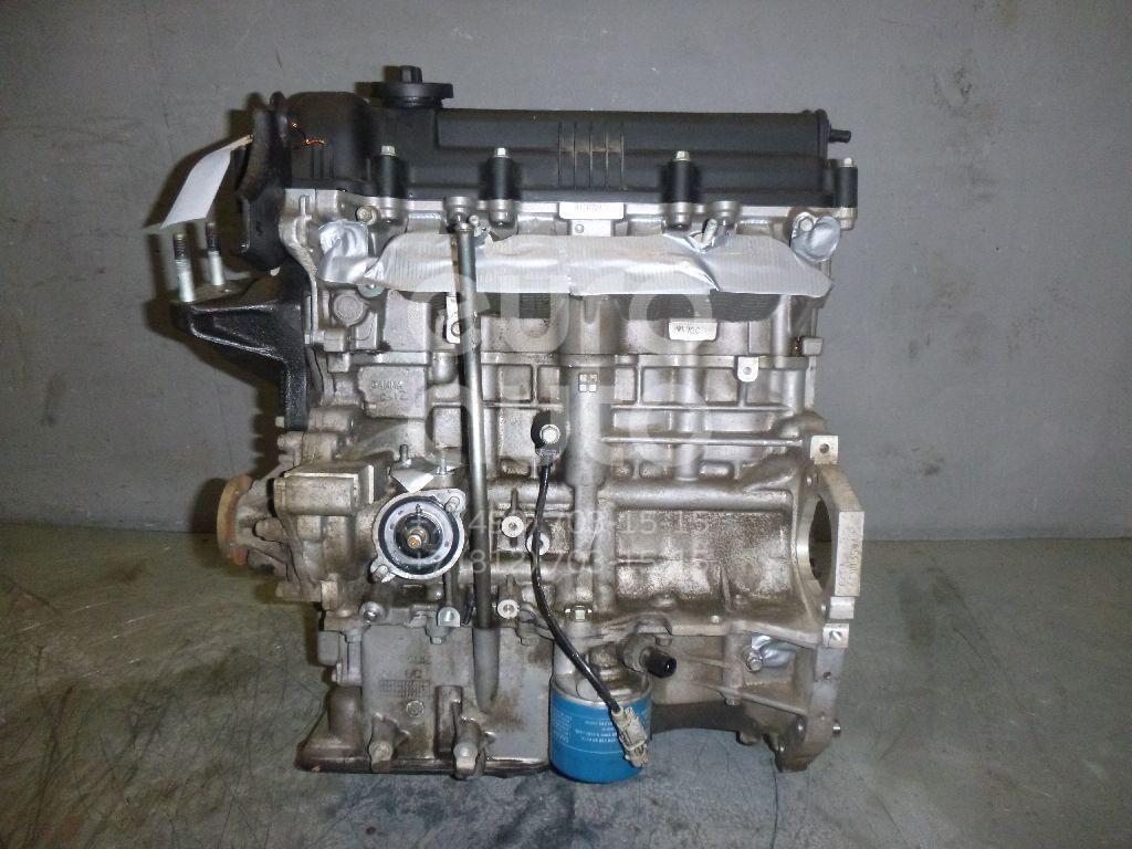 Двигатель для Kia RIO 2011>;Solaris/Accent IV 2010> - Фото №1
