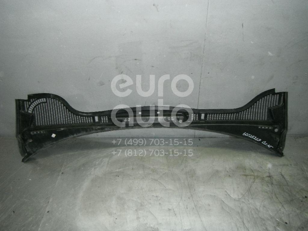 Решетка стеклооч. (планка под лобовое стекло) для Skoda Octavia (A5 1Z-) 2004-2013 - Фото №1