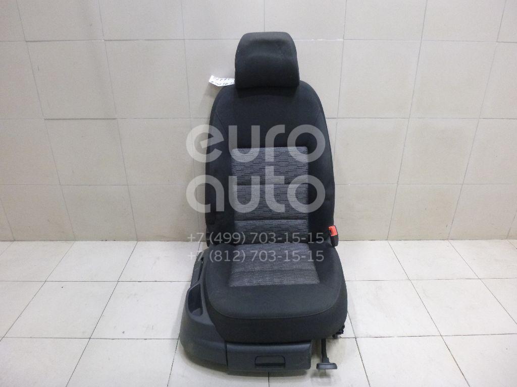Сиденье переднее правое для Skoda Octavia (A5 1Z-) 2004-2013 - Фото №1