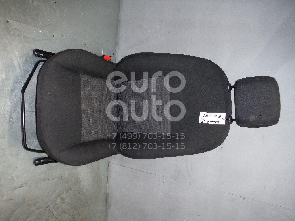 Сиденье переднее левое для Renault Logan II 2014> - Фото №1