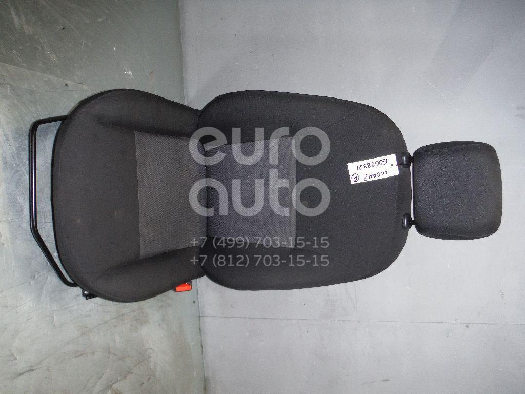 Сиденье переднее правое для Renault Logan II 2014> - Фото №1