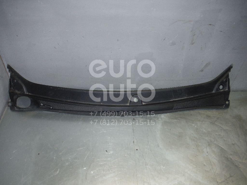 Решетка стеклооч. (планка под лобовое стекло) для Renault Logan II 2014> - Фото №1