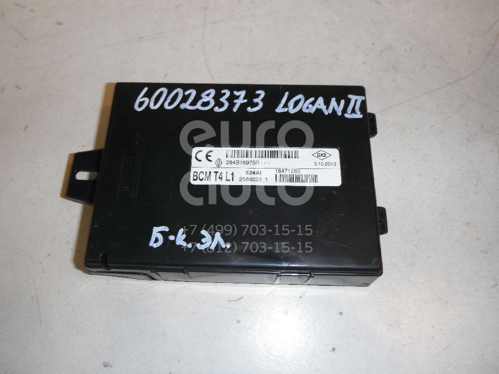 Блок электронный для Renault Logan II 2014> - Фото №1