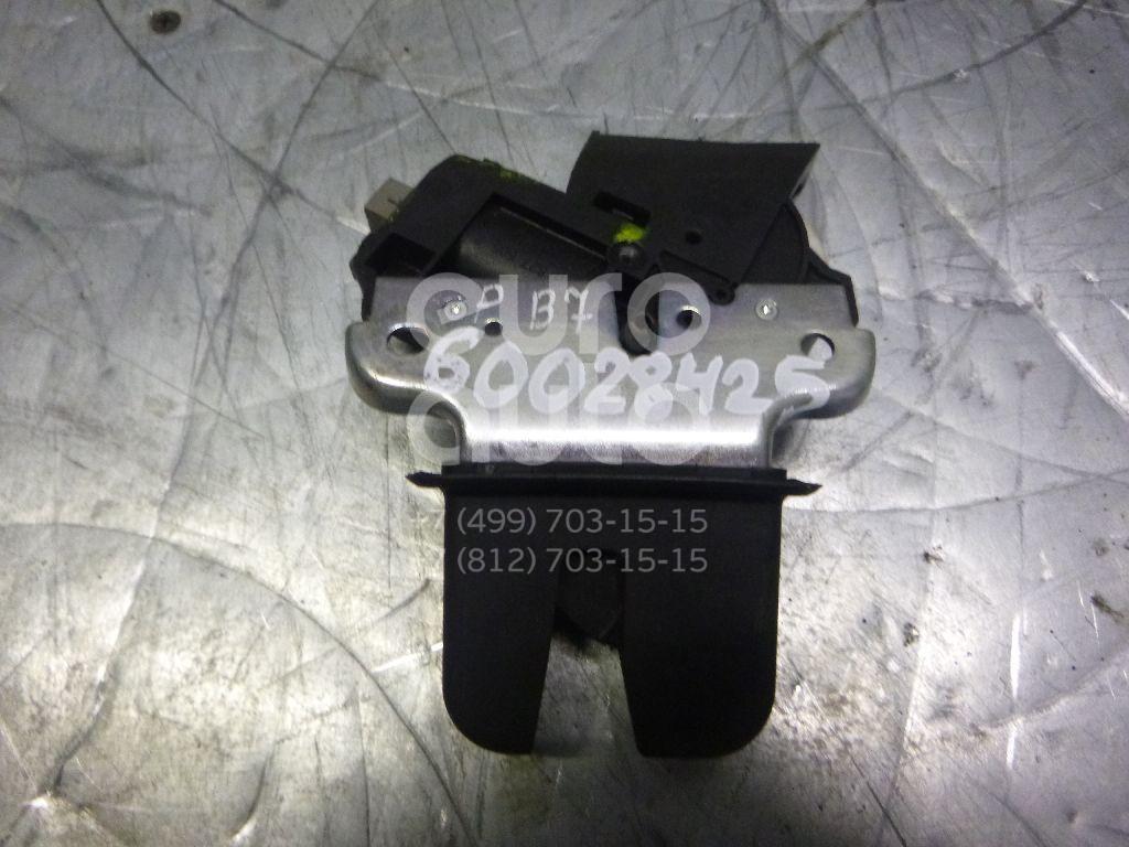 Замок багажника для VW Passat [B7] 2011>;A6 [C6,4F] 2005-2011;A8 [D3,4E] 2004-2010;Passat [B6] 2005-2010;A4 [B7] 2005-2007;Jetta 2006-2011;A5/S5 Coupe/Sportback 2008>;A4 [B8] 2007-2015;Passat CC 2008>;EOS 2006> - Фото №1