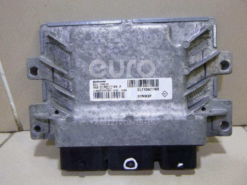 Блок управления двигателем для Renault Logan II 2014>;Sandero 2014> - Фото №1