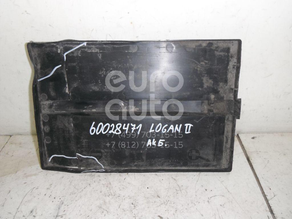 Крепление АКБ (корпус/подставка) для Renault Logan II 2014>;Duster 2012>;Sandero 2014> - Фото №1