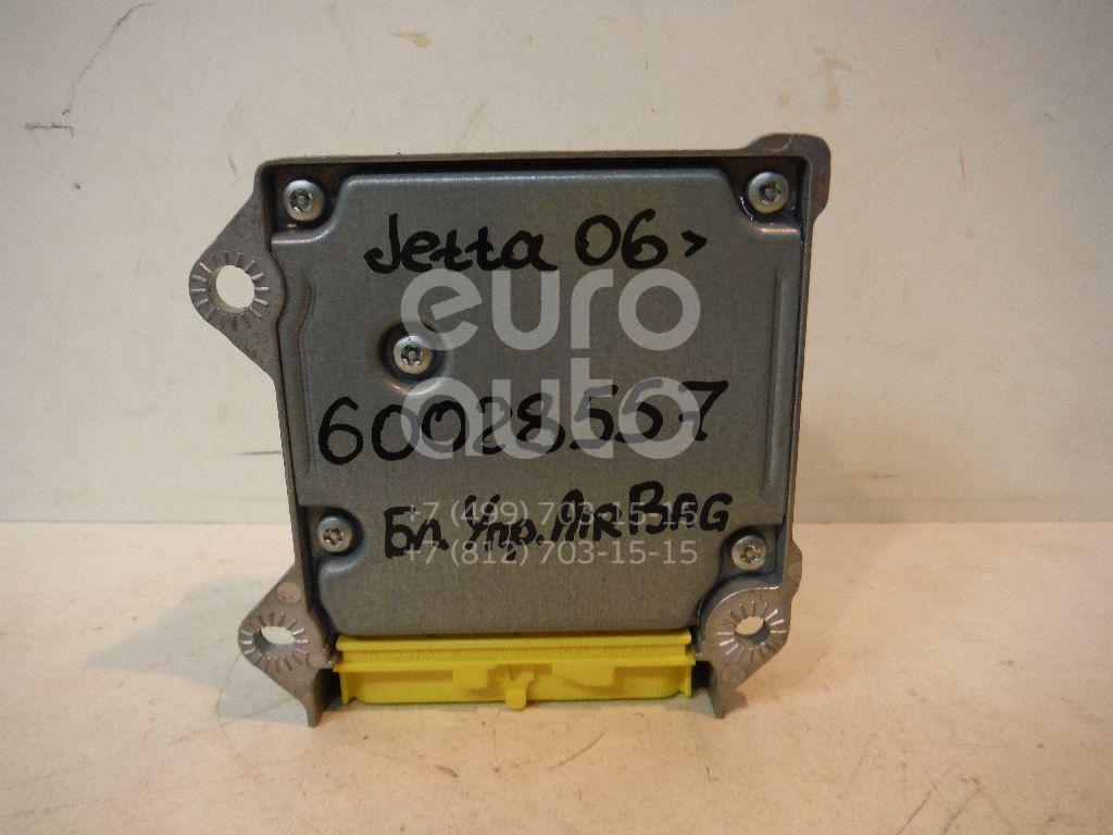 Блок управления AIR BAG для VW,Skoda,Seat Jetta 2006-2011;Golf Plus 2005-2014;Golf V 2003-2009;Octavia (A5 1Z-) 2004-2013;Altea 2004-2015;Toledo III 2004-2009 - Фото №1