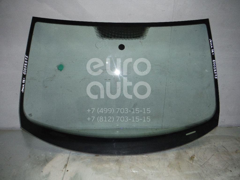 Стекло лобовое (ветровое) для VW Jetta 2006-2011;Golf V 2003-2009 - Фото №1