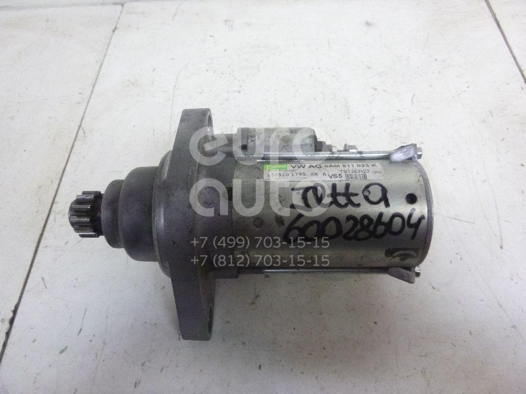 Стартер для VW Jetta 2006-2011;Octavia (A5 1Z-) 2004-2013;Superb 2008-2015;Passat [B7] 2011> - Фото №1