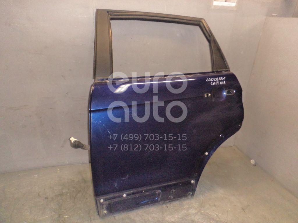 Дверь задняя левая для Chevrolet Captiva (C100) 2006-2010 - Фото №1