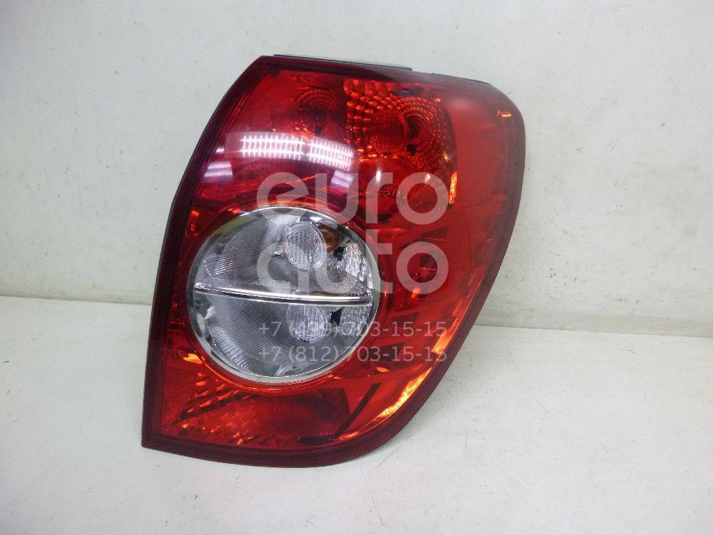 Фонарь задний правый для Chevrolet Captiva (C100) 2006-2010 - Фото №1