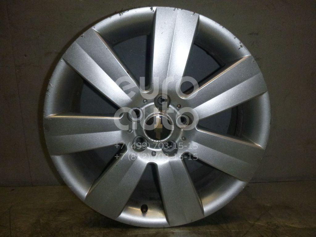 Диск колесный легкосплавный для Chevrolet Captiva (C100) 2006-2010 - Фото №1