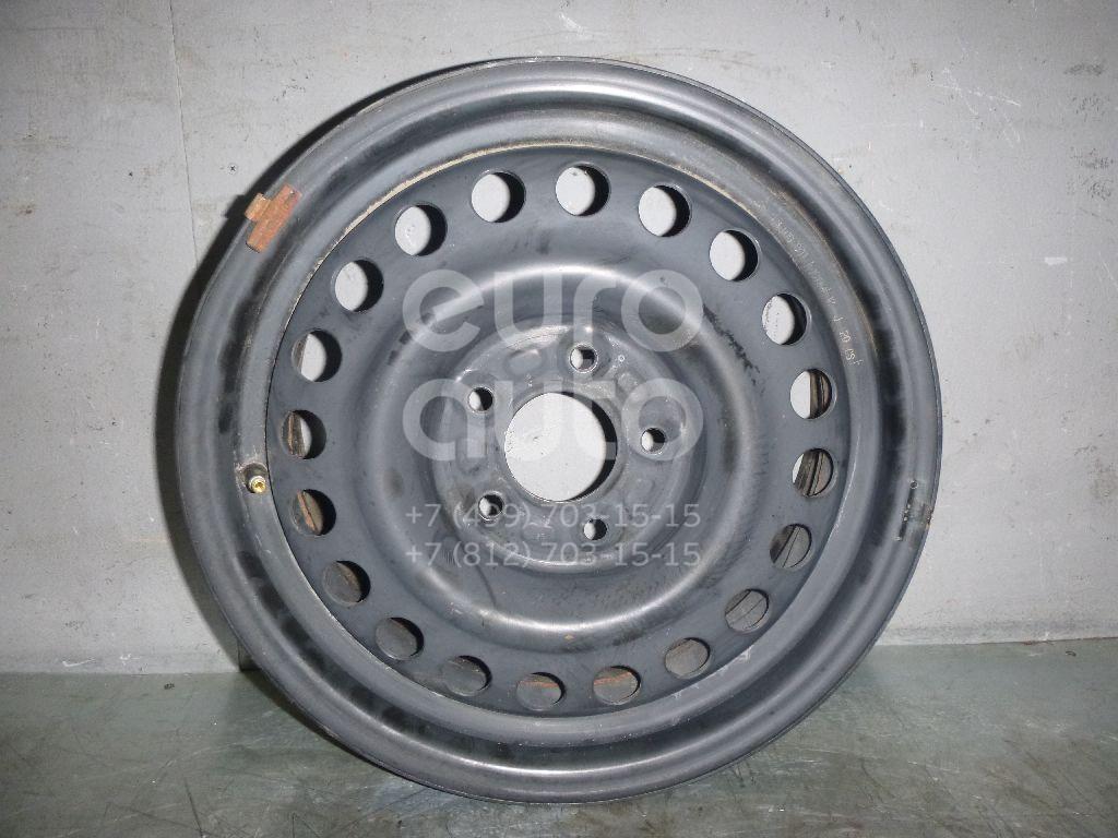 Диск колесный железо для Chevrolet,Opel Captiva (C100) 2006-2010;Antara 2007-2015 - Фото №1