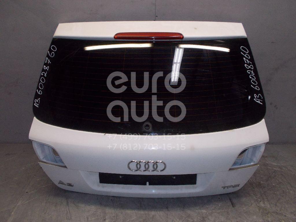 Дверь багажника со стеклом для Audi A3 [8PA] 2004-2013 - Фото №1