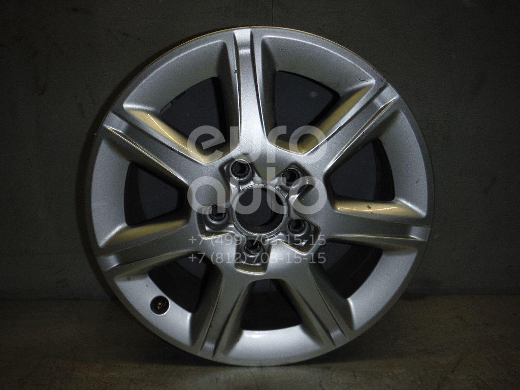 Диск колесный легкосплавный для Audi A3 [8PA] Sportback 2004-2013;A3 [8P1] 2003-2013 - Фото №1