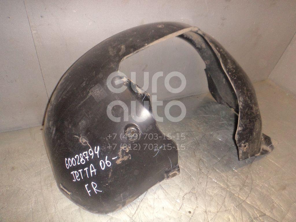 Локер передний правый для VW Jetta 2006-2011 - Фото №1