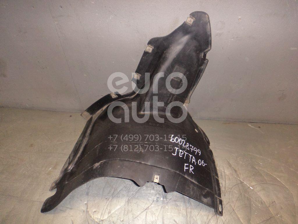 Локер передний правый передняя часть (сапожок) для VW Jetta 2006-2011 - Фото №1