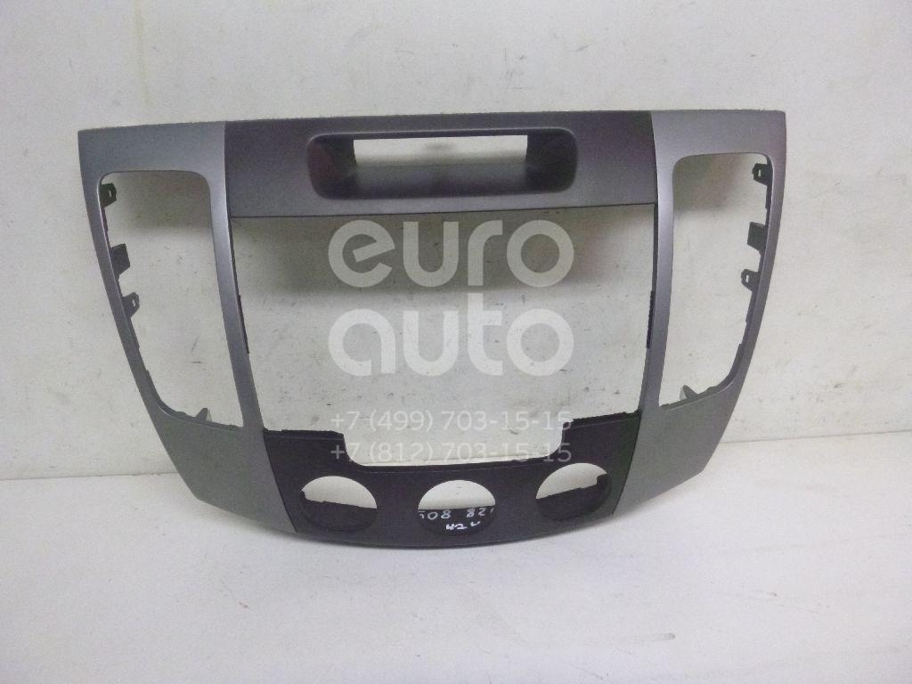 Накладка декоративная для Hyundai Sonata NF# 2005> - Фото №1