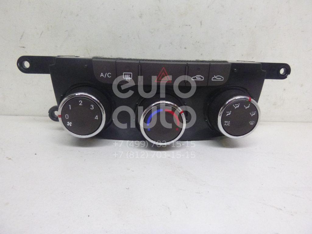 Блок управления отопителем для Hyundai Sonata V (NF) 2005-2010 - Фото №1