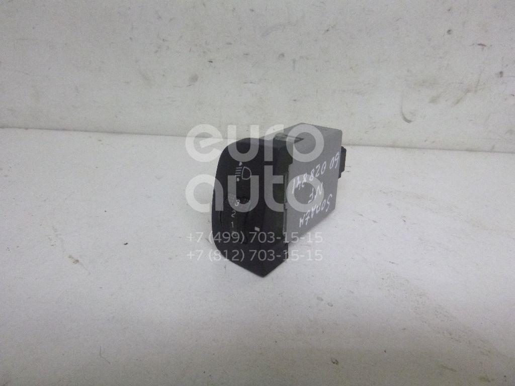 Кнопка корректора фар для Hyundai Sonata V (NF) 2005-2010 - Фото №1