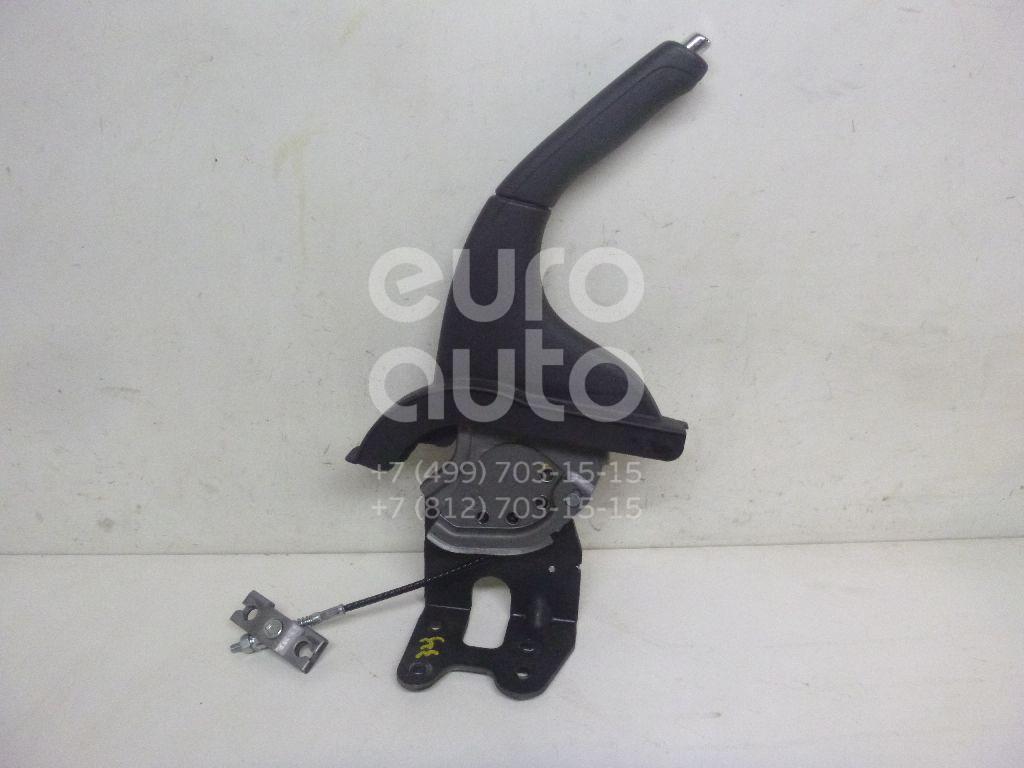 Рычаг стояночного тормоза для Hyundai Sonata V (NF) 2005-2010 - Фото №1