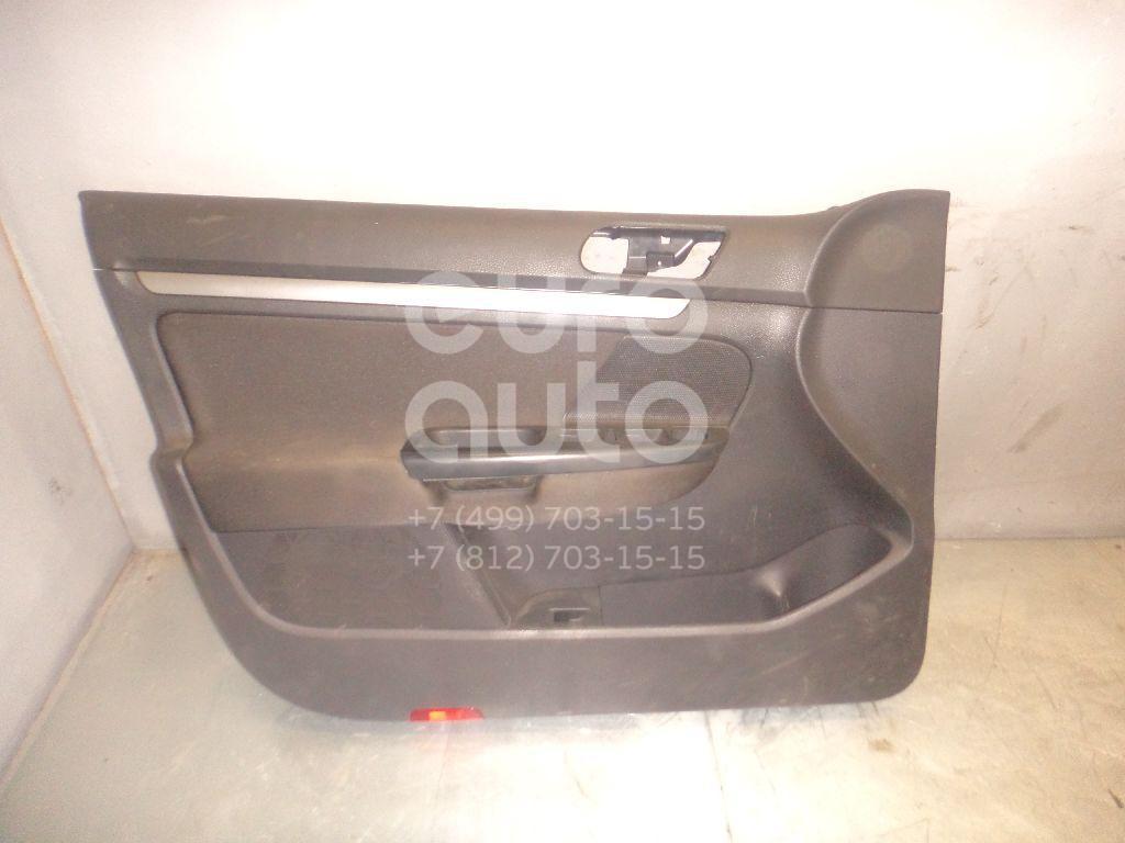 Обшивка двери передней левой для VW Jetta 2006-2011 - Фото №1