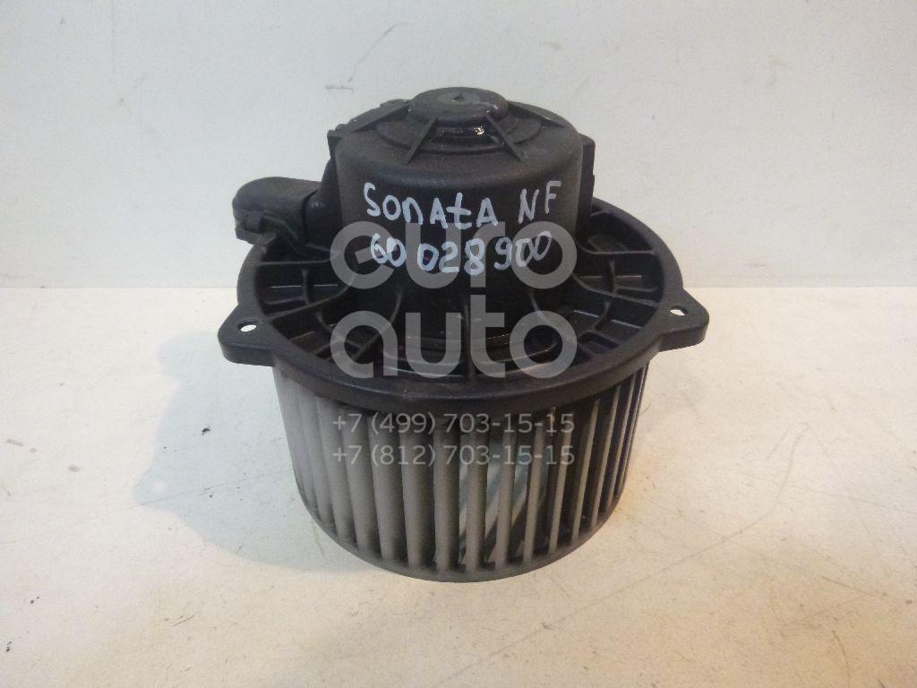 Моторчик отопителя для Hyundai Sonata V (NF) 2005-2010;Matrix 2001-2010;Tucson 2004-2010;Grandeur (IV) 2005-2010 - Фото №1