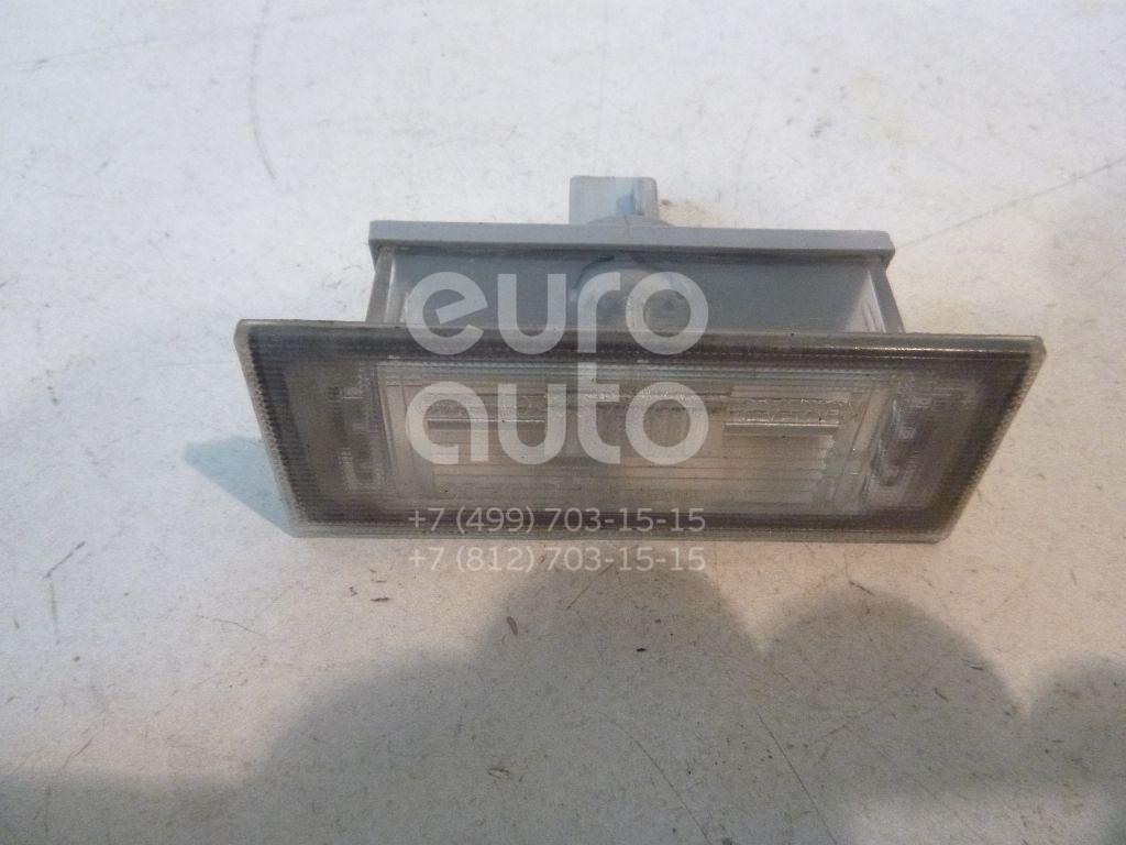 Фонарь подсветки номера для Hyundai,Kia Sonata V (NF) 2005-2010;Sorento Prime 2015> - Фото №1