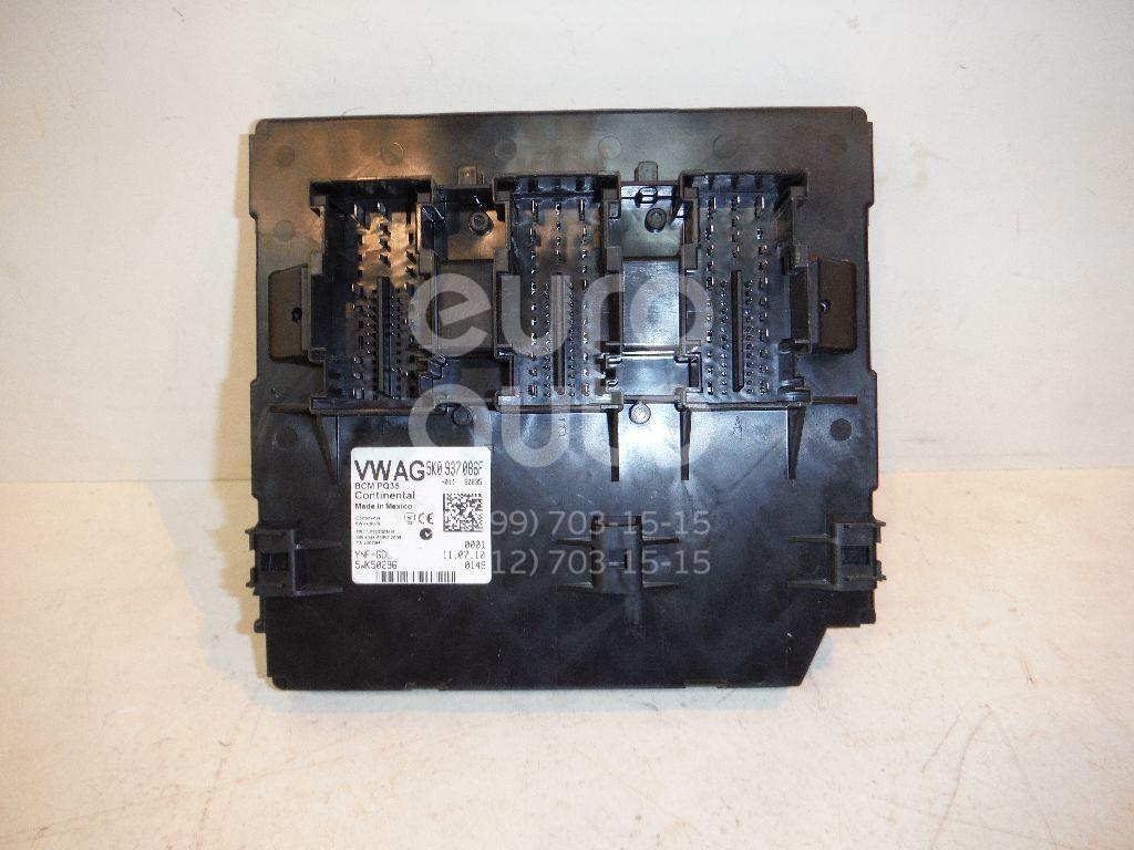 Блок комфорта для VW Jetta 2006-2011;EOS 2006>;Scirocco 2008>;Touran 2010-2016;Sharan 2010> - Фото №1