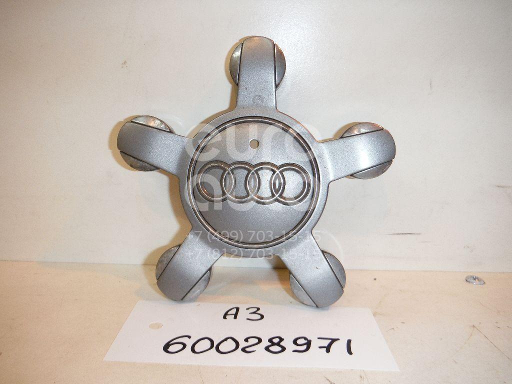 Колпак декор. легкосплавного диска для Audi A3 [8PA] Sportback 2004-2013;A3 [8P1] 2003-2013;Q5 2008>;A4 [B8] 2007-2015;Q3 2012>;A3 [8V] 2013> - Фото №1