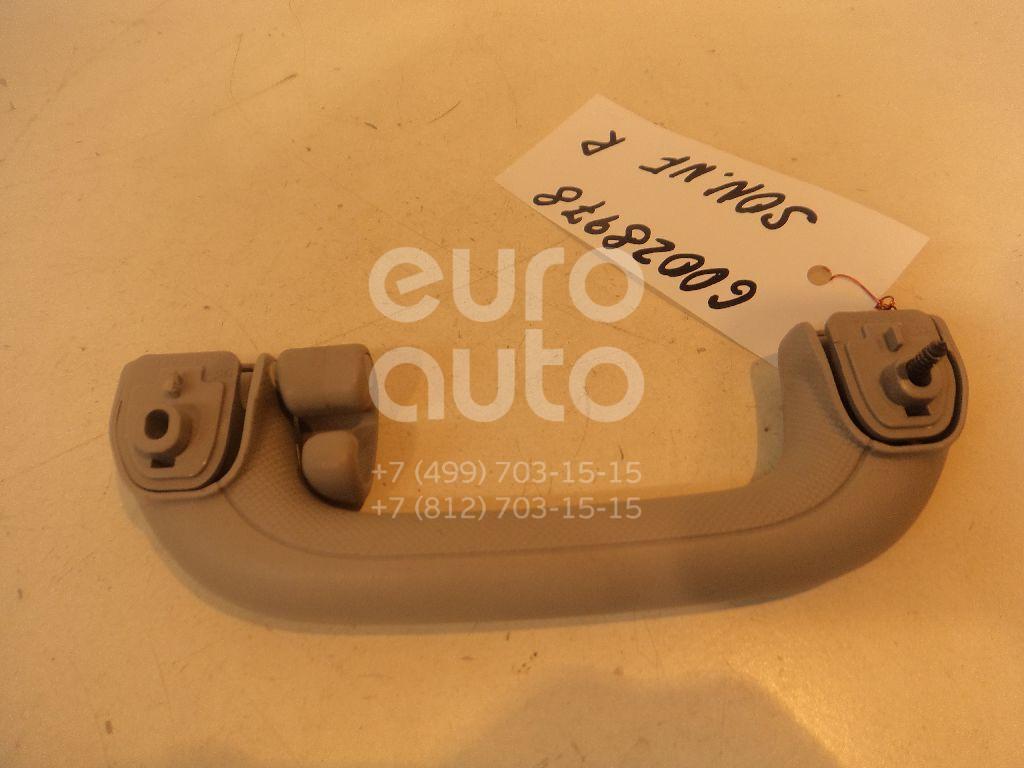 Ручка внутренняя потолочная для Hyundai Sonata V (NF) 2005-2010 - Фото №1
